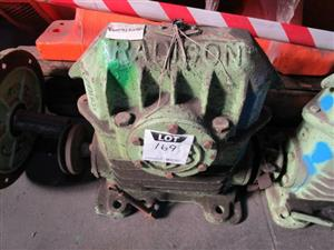 Radicon Size 8, 57:1 Ratio Gearbox- ON AUCTION