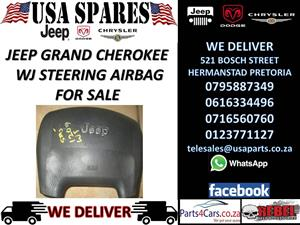 JEEP GRAND CHEROKEE WJ STEERING AIRBAG FOR SALE