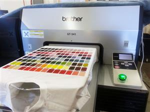 Industrial Embroidery Machine In Office And Business In South Africa