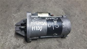 Hyundai H100 new spec starter for sale.