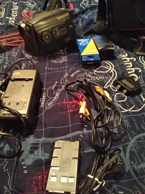 JVC VHS-C cam corder