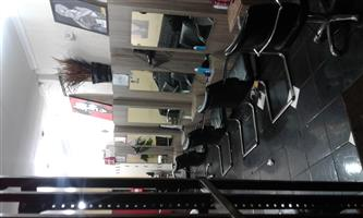 A VERY BUSY HAIR BEAUTY SALON FOR SALE