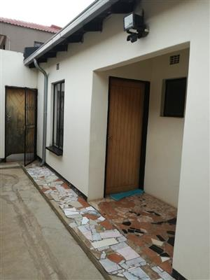Spacious neat room for rental Protea Glen ext 10