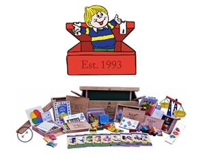 Practica Educational Set for your child's development