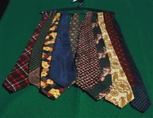 European Vintage Ties