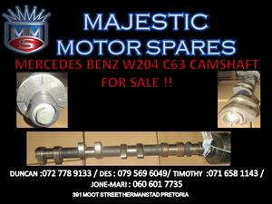 MERCEDES BENZ W204 C63 CAMSHAFT