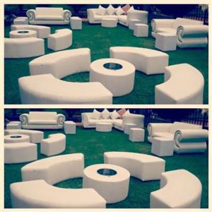 EVENTS FURNITURE MADE TO ORDER,CHOOSE YOUR PACKAGE AND COLOUR,SHOWROOM OPEN TODAY