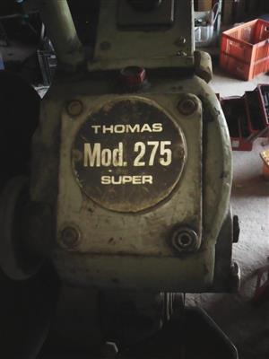 Circular Saw, 3-phase, Model 275 thomas Super