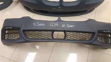 5SERIES G38 M-SPORT BUMPER NEW!!!