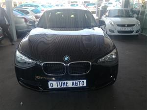 2015 BMW 1 Series 118i 5 door
