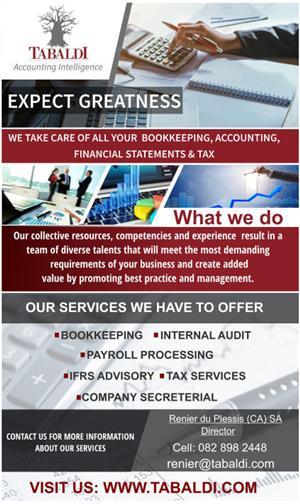 Tabaldi Accounting Intelligence