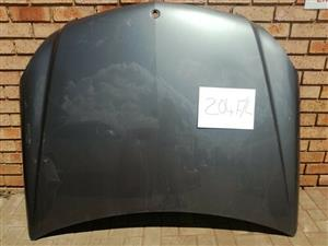 Mercedes Benz C-class w204 Facelift Aluminium Bonnet