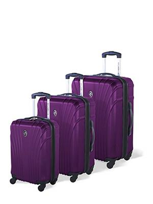 Atlantic 3pc luggage - Beaumont Collection