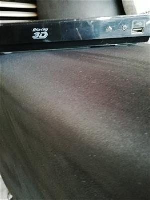 LG DVD blu-ray 3D