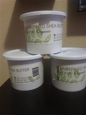 Raw whipped shea butter available for sale