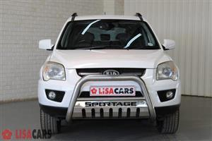 2010 Kia Sportage 2.0