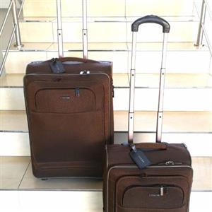 Cellini trolley case set