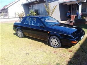1984 Nissan Primera