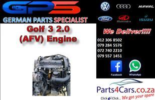 VW Golf 3 2.0 (AFV) Engine for Sale