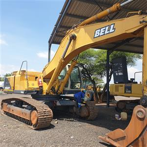 Bell 2045 BMH Excavator for sale