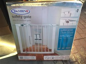 bambino safety gates