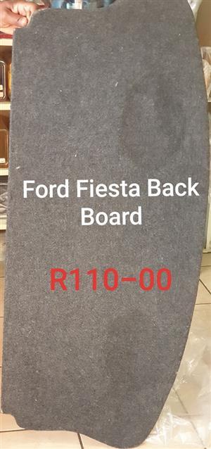 Back Board For Speakers, Black Board