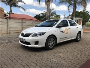 For reliable taxi services call Chris at Easycab Shuttle Polokwane