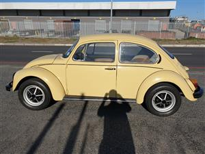 1600S CLASSIC VW BEETLES 1975
