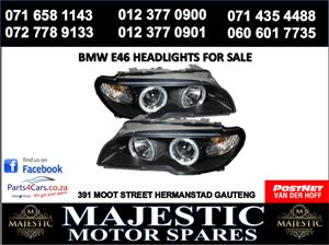 bmw e46 headlight for sale