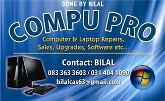computer and laptop repairs sales upgrades etc
