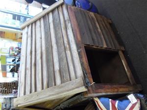 Wooden Large Dog House