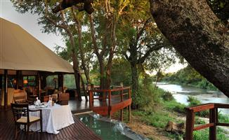Safari Accommodation - Luxury Safari Destination in South-Africa - 3 night stay per couple special