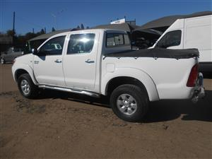 2006 Toyota Hilux 4.0 V6 double cab 4x4 Raider