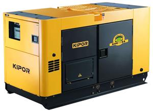 20 kVa Single Phase Kipor Ultra Silent Generator