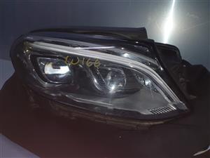MERCEDES BENZ W166 HEADLIGHT FOR SALE