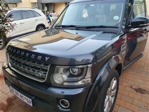 2014 Land Rover Discovery DISCOVERY 3.0 Si6 HSE
