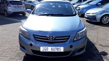 2008 Toyota Corolla 1.8 Advanced