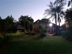 5 Bedroom House with Flat & Pool on 8,5 ha in Lusthof For Sale