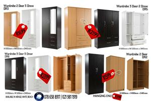 Wardrobes and Other Bed Room Furniturefor Sale