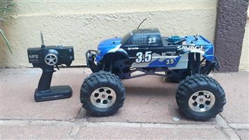 RC Savage 3.5cc RTR