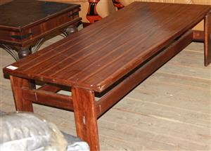Brown coffee table S029161h #Rosettenvillepawnshop