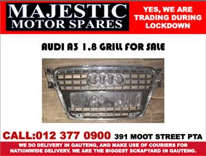 Audi A3 1.8 used grill for sale
