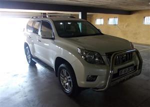 2011 Toyota Land Cruiser Prado PRADO VX 4.0 V6 A/T