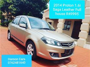 2014 Proton Saga 1.6 XSE