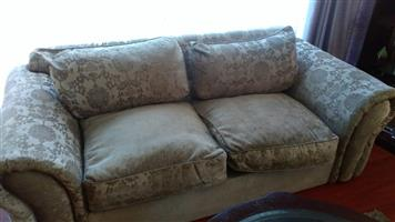 2 x 2 Seat Lounge Couches
