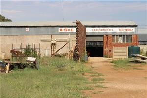 Liquidation Auction Of 2 Industrial Buildings In Uraniaville, North West