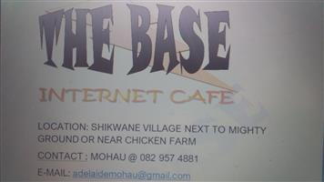 TheBase-Internet Cafe.