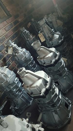 Gwm 2.2 2x4 Petrol 5spd Gearbox For Sale!