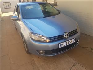 2011 VW Golf hatch GOLF VII 2.0 TSI R DSG