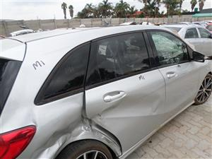 Mercedes B180 Cdi automatic 2015 now for stripping of all parts.